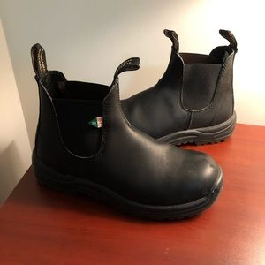 Blundstones worn a handful of times